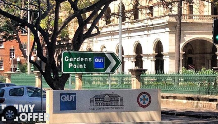 昆士兰理工大学留学生活