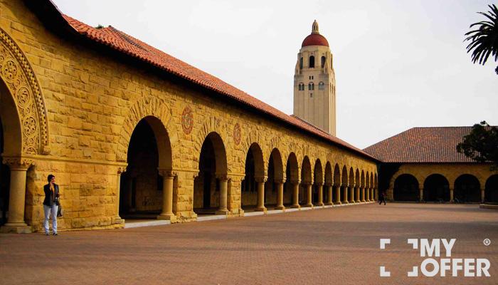 斯坦福大学排名