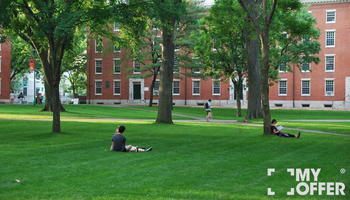 哈佛大学专业