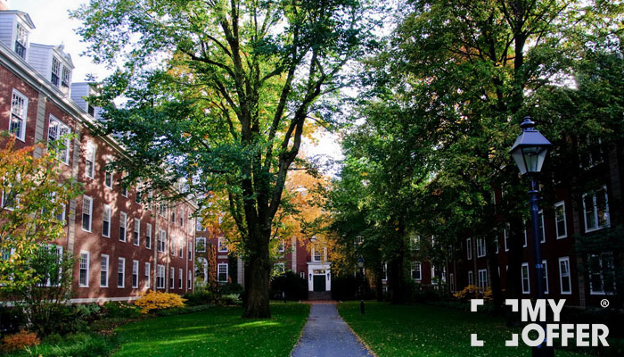 哈佛大学留学生活