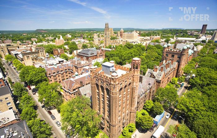美国大学排行榜