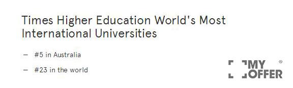 悉尼大学综合排名