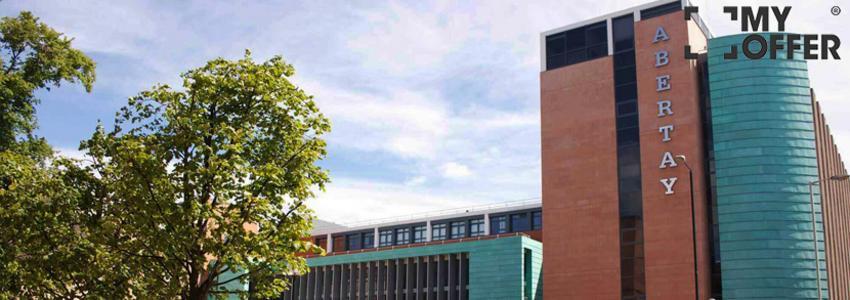 大学排名中整体攀升了35名的阿伯泰大学住宿介绍来了!