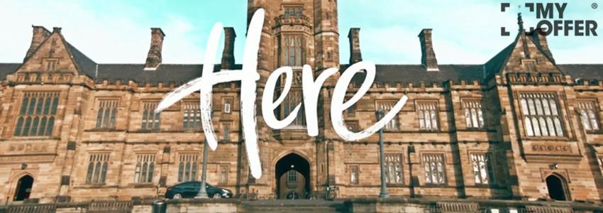 原来悉尼大学留学是一件这么高逼格的事情!