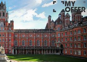 抓紧时间了 伦敦大学皇家霍洛威学院12周语言课即将截止申请