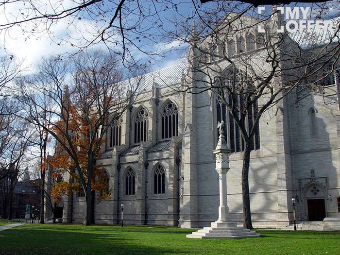 普林斯顿大学排名